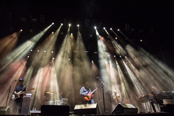 10_The War On Drugs_Landmark Music Festival