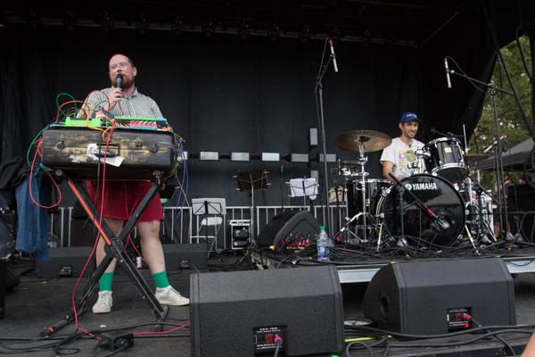 13_Dan Deacon_Landmark Music Festival