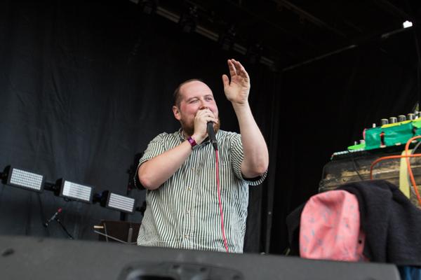 14_Dan Deacon_Landmark Music Festival