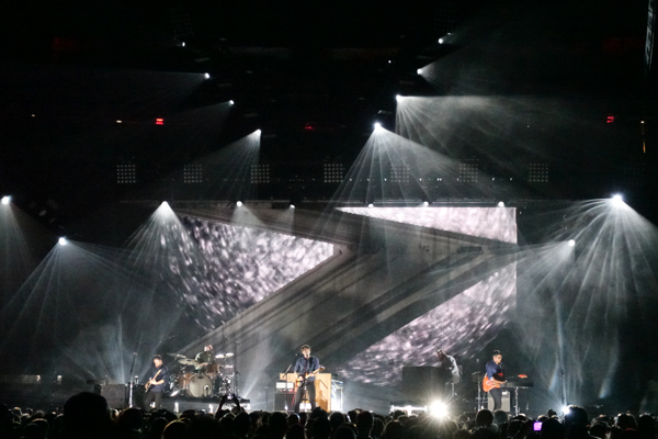 1_Death Cab for Cutie_Madison Square Garden