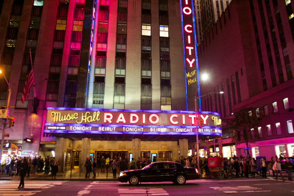 2_Beirut_Radio City Music Hall