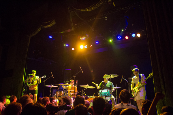 2_Thee Oh Sees_Bowery Ballroom