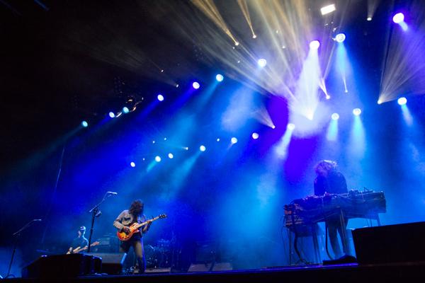 5_The War On Drugs_Landmark Music Festival