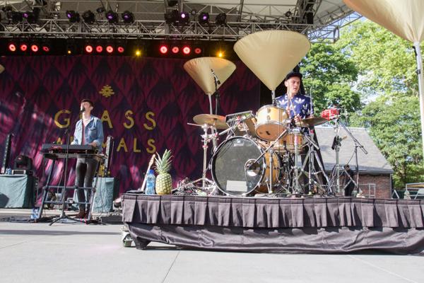 7_Glass Animals_Summerstage NYC