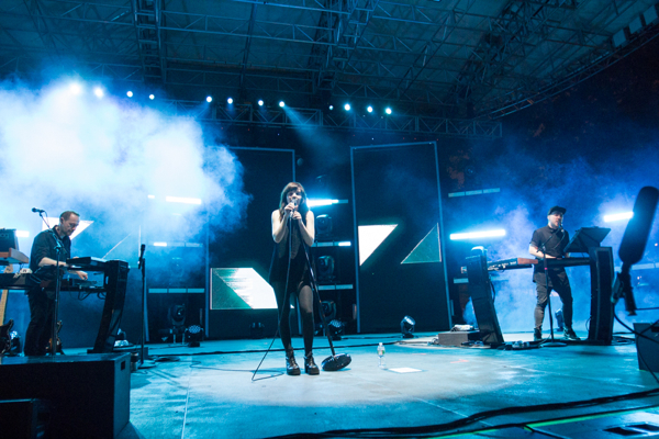8_CHVRCHES_Central Park Summerstage