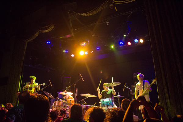 8_Thee Oh Sees_Bowery Ballroom