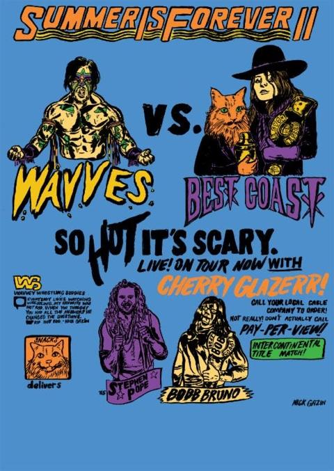Best Coast : Wavves