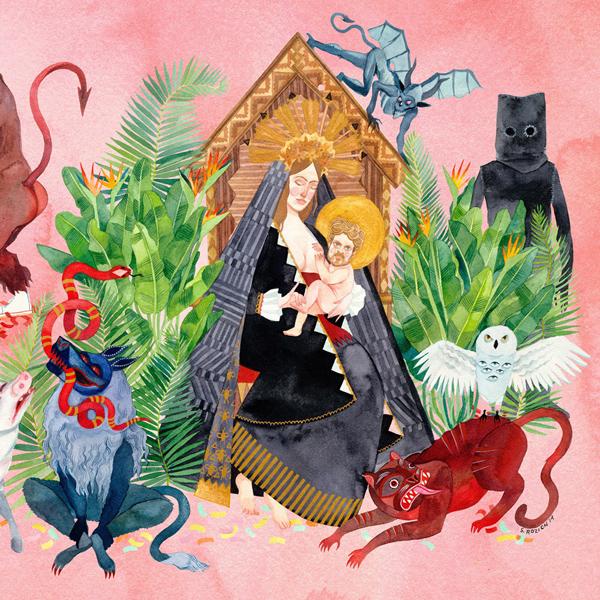 Father John Misty - I Love You Honey Bear