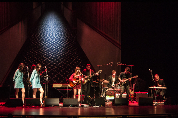 4_Jenny Lewis and the Watson Twins_Beacon Theatre