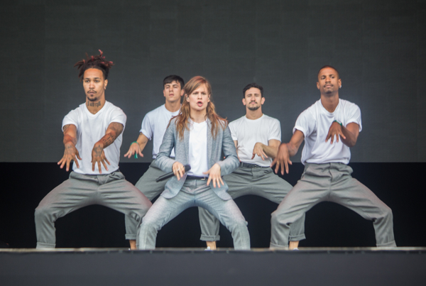 1_Christine and the Queens_Governors Ball 2016