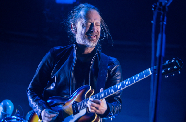 1_Radiohead_Madison Square Garden
