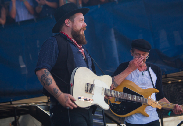 1_Nathaniel Rateliff and the Night Sweats_Newport Folk Festival