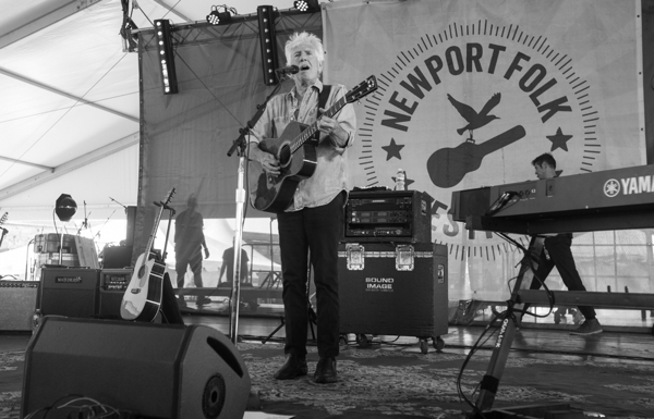 11_Graham Nash_Newport Folk Festival