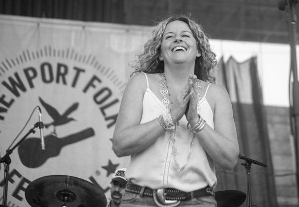 1_Amy Helm_Newport Folk Festival
