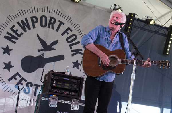 1_Graham Nash_Newport Folk Festival