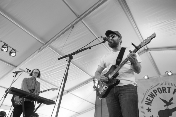 2_Frightened Rabbit_Newport Folk Festival