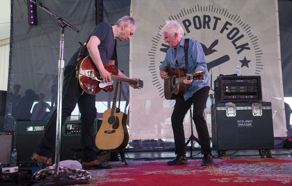 2_Graham Nash_Newport Folk Festival
