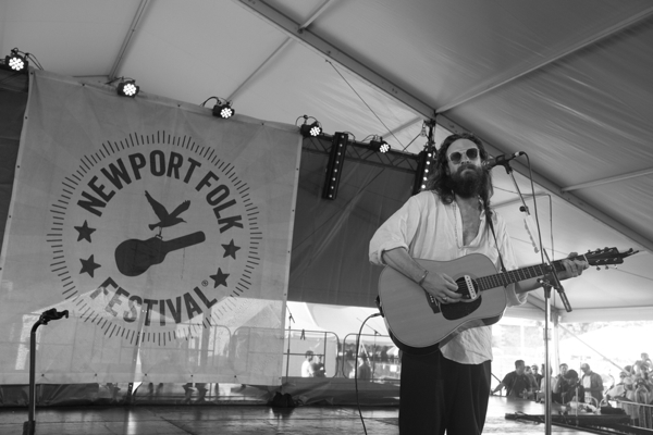 3_Father John Misty_Newport Folk Festival
