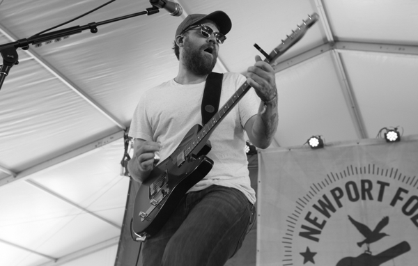4_Frightened Rabbit_Newport Folk Festival
