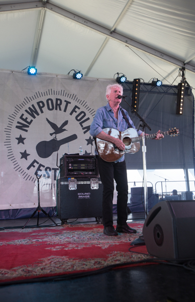 4_Graham Nash_Newport Folk Festival