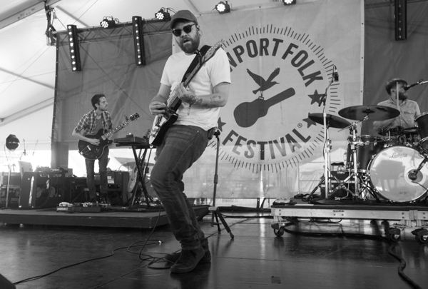 5_Frightened Rabbit_Newport Folk Festival