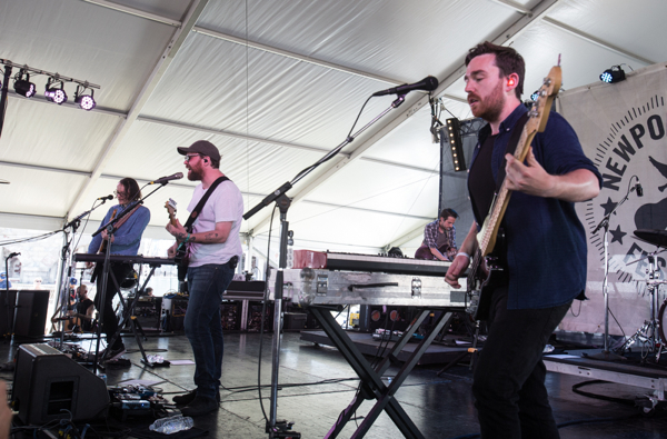 6_Frightened Rabbit_Newport Folk Festival