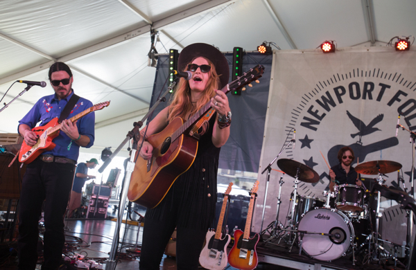 7_Margo Price_Newport Folk Festival