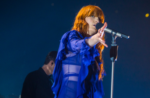 florence and the machine barclays