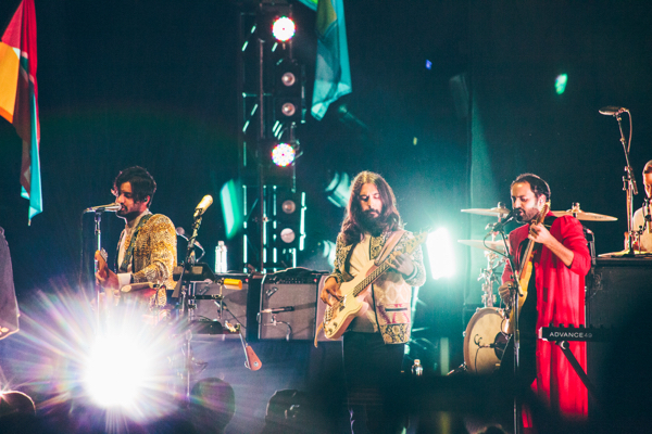 Young The Giant Tour Setlist