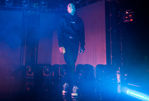 Vince Staples At Terminal 5 March 30 2017 We All Want