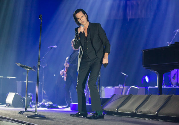Nick Cave And The Bad Seeds At Barclays Center October 26