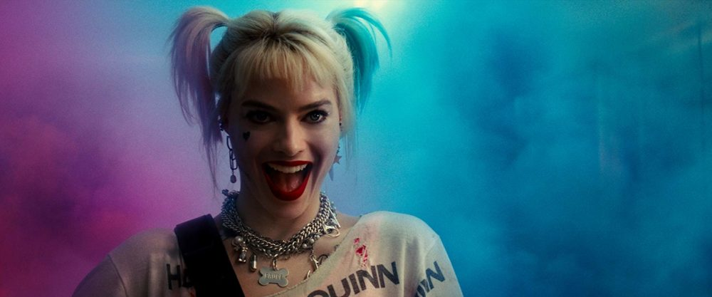 Birds of Prey still - Harley Quinn