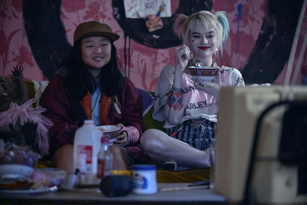 Birds of Prey still - Cassandra and Harley