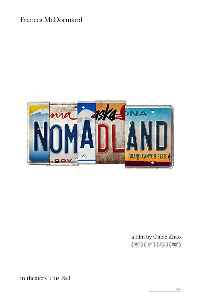 Nyff Review Nomadland We All Want Someone To Shout For