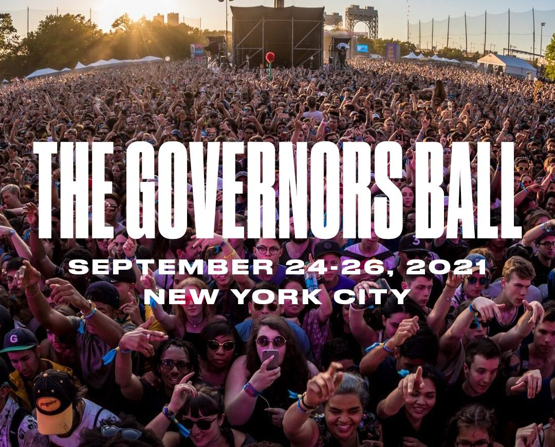 Governors Ball Music Festival announces 2021 Dates